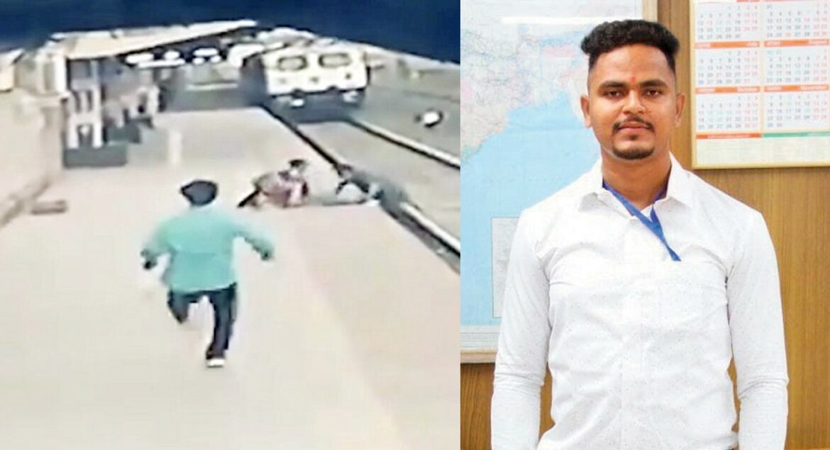 Rail Worker Who Saved Child From a Train Now Donates Half His Reward Money to Boy's Family