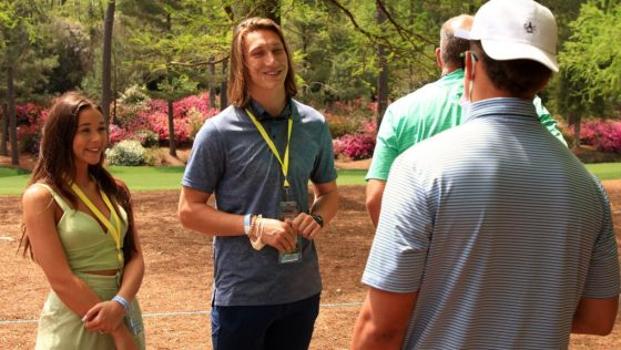 Jaguars fans get Trevor Lawrence a wedding gift, charity donation